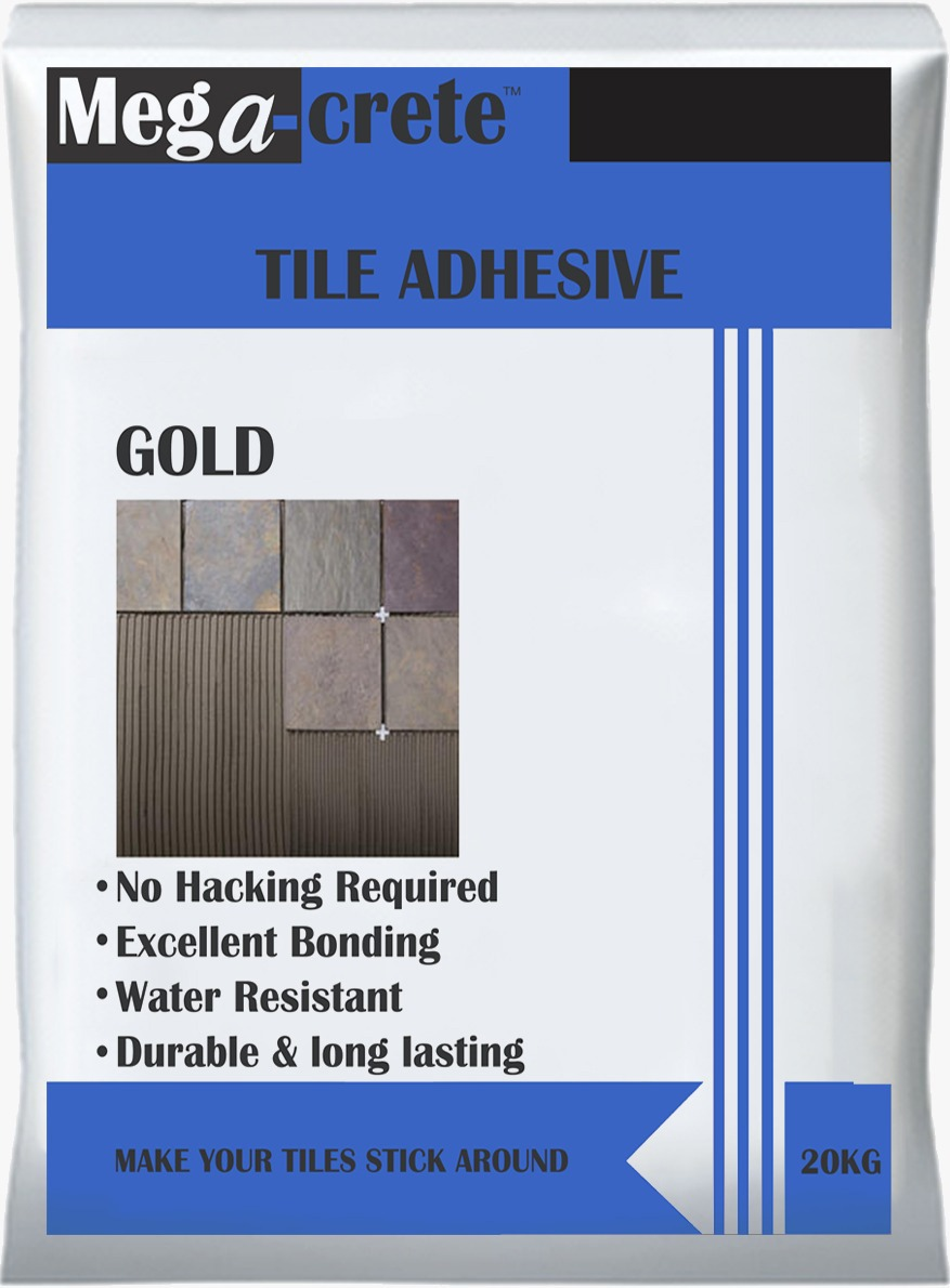 Tile Adhesive - Gold